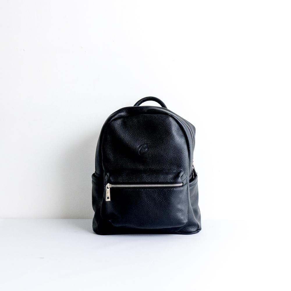 3ce1b67b12 Zaino in Pelle - Bomber - Abbigliamento da uomo - Nuova collezione 2019